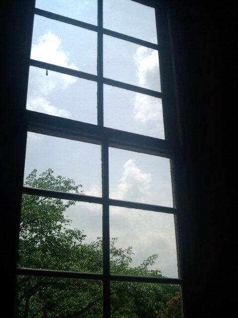 いい雲、発見