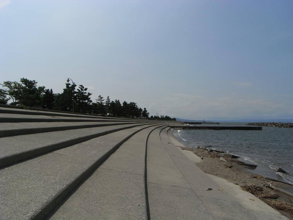八重津浜海水浴場