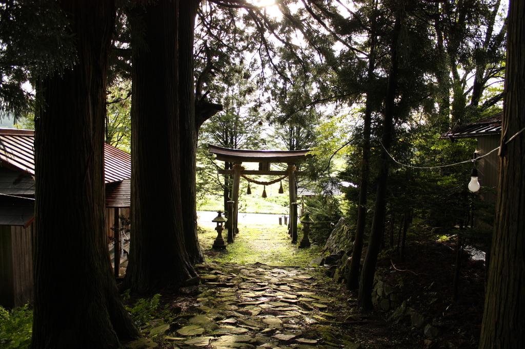 上諏訪神社