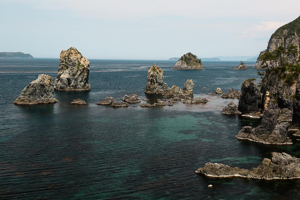 青海島:(山口県)