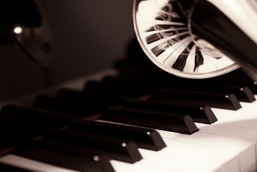 Piano in the Trumpet