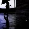 雨の日の待ち合わせ