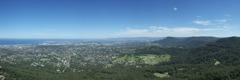 Panorama from Mt Keira