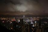 香港の夜景♪