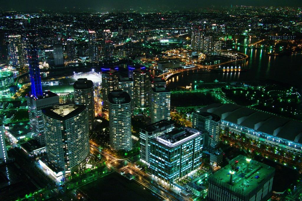 桜木町の夜2
