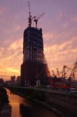 平成のALWAYS 一丁目の夕日