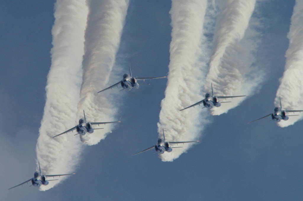 BlueImpulse-DELTA LOOP