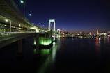黄昏時・レインボーブリッジ 2