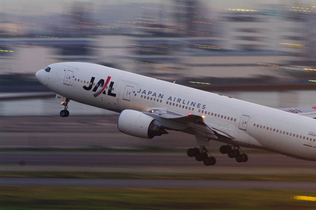 evening departure