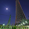 PENTAX PENTAX K-7で撮影した建物(日本一になった夜 東京スカイツリー 338m)の写真(画像)