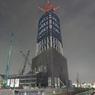 PENTAX PENTAX K-7で撮影した建物(東京スカイツリー成長中(09.09.17))の写真(画像)