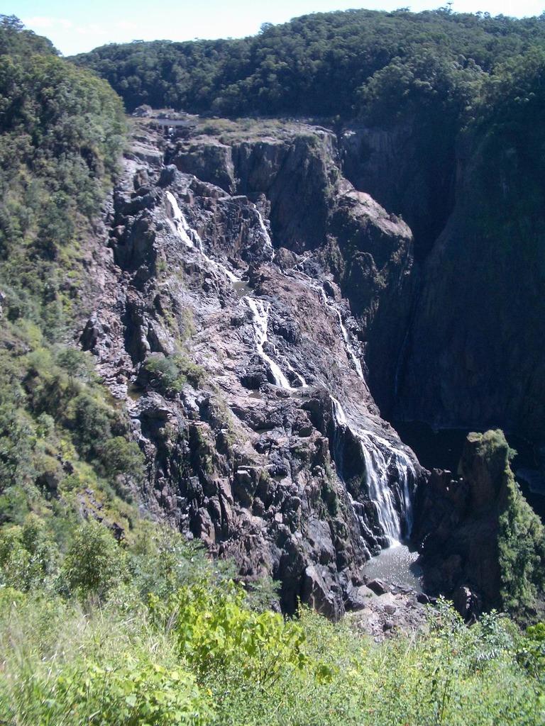 キュランダ・バロン滝