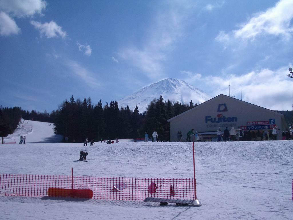 富士テンスキー場
