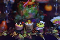 エリスマン邸のお菓子たち