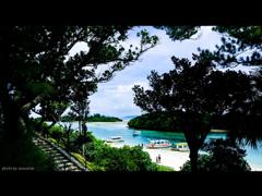 石垣島 川平湾2