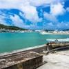 沖縄県 本部(もとぶ)漁港