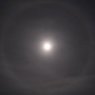 NIKON NIKON 1 J2で撮影した(月虹)の写真(画像)