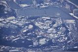 雪景色のディズニーランド 隠れミッキー? 1000枚目でした(^^;)