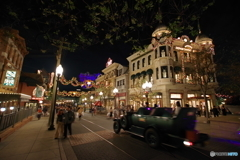 ディズニーシー アメリカンウォーターフロントのクリスマス!