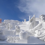 PENTAX PENTAX K-50で撮影した(札幌雪まつり 昼の部)の写真(画像)