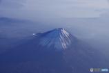 2017 初雪の富士山