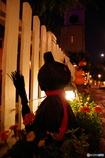 黒猫も待ってます(^O^)