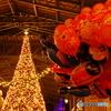 ディズニーランド・クリスマス ワールドバザールのツリー