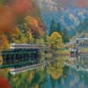 高山本線紅葉景色...Ⅰ