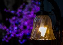 寒い夜は、灯りが優しい‥
