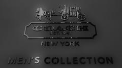 COACH Est.1941 New York Men's Collection