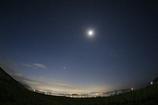 月と冬の星座たち
