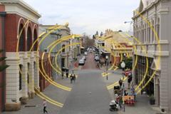 世界で最も美しい街 パース