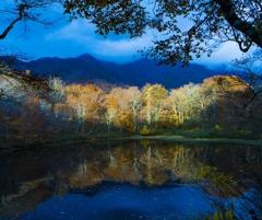福井県・刈込池