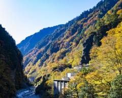 富山県・黒部峡谷
