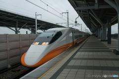 台灣高鐵 Taiwan High Speed Rail, 700T (台南駅)