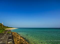 あんとぅりの浜辺
