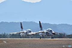 芦屋基地航空祭 T-4