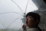 雨音を聴いて