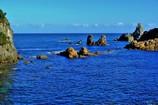 山陰海岸ジオトープ/双子岩
