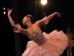 オーロラ姫の踊り