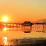 津軽富士見湖の夜明け2016