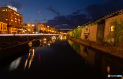 小樽運河~定番~