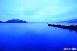 静寂の十和田湖