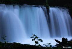 朝の銚子大滝
