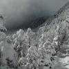 灰色登山道