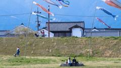 『 五月の風 』