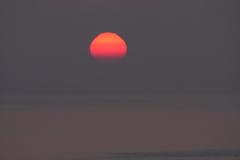 夏至の夕陽 ⅵ
