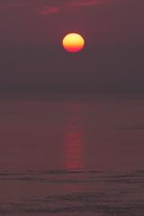 夏至の夕陽 ⅳ