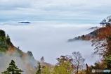 三方岩からの雲海