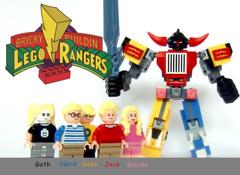 BBLR (Bricky Buildin Lego Rangers)